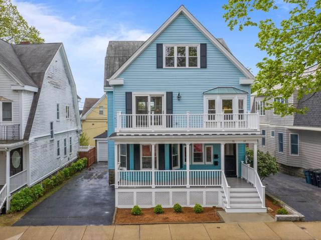 12 Teele Ave #12, Somerville, MA 02144 (MLS #72500674) :: Welchman Real Estate Group | Keller Williams Luxury International Division