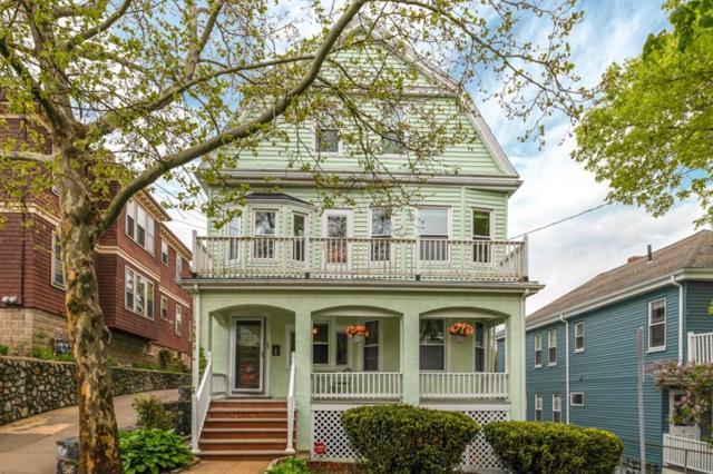 33 Mason St #1, Somerville, MA 02144 (MLS #72500690) :: Welchman Real Estate Group | Keller Williams Luxury International Division
