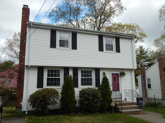 148 Tower St, Dedham, MA 02026 (MLS #72500692) :: The Muncey Group