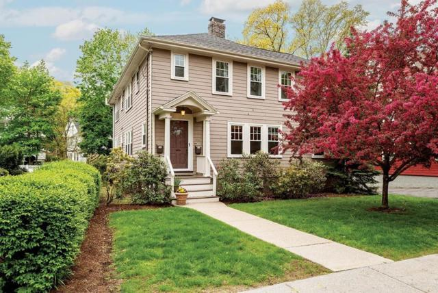 162 Cabot Street #162, Newton, MA 02458 (MLS #72500733) :: Apple Country Team of Keller Williams Realty