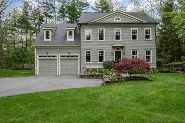 145 Hayward Mill Road, Concord, MA 01742 (MLS #72500745) :: Apple Country Team of Keller Williams Realty