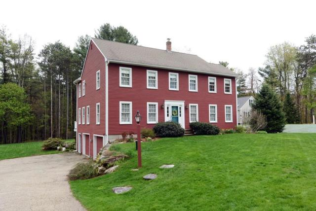 52 Davis Hill Rd, Paxton, MA 01612 (MLS #72500761) :: Apple Country Team of Keller Williams Realty