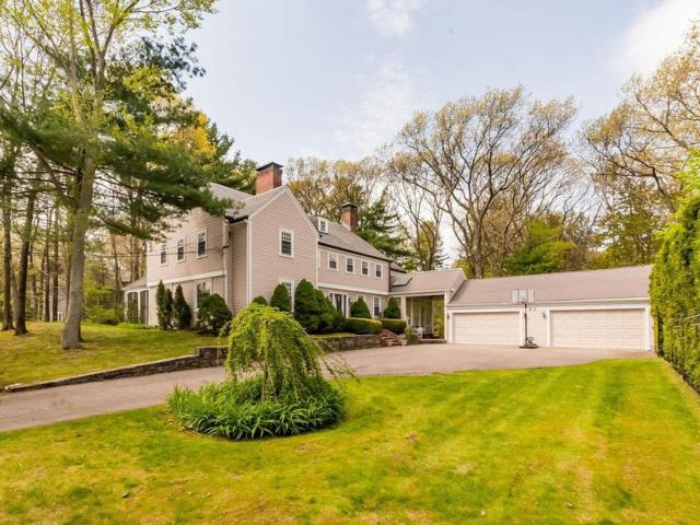 40 Pudding Stone Lane, Newton, MA 02459 (MLS #72500778) :: Apple Country Team of Keller Williams Realty