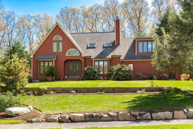 11 Canoe River Rd, Sharon, MA 02067 (MLS #72500845) :: Maloney Properties Real Estate Brokerage
