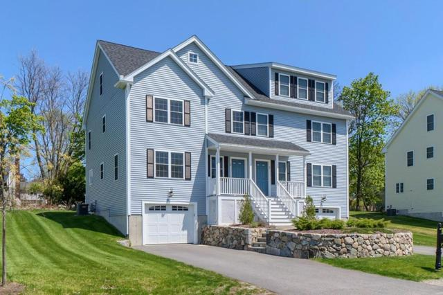 19 Mathews Way #19, North Andover, MA 01845 (MLS #72500861) :: Apple Country Team of Keller Williams Realty