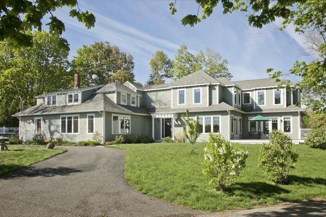 20 Brewer Beach Road, Hingham, MA 02043 (MLS #72500866) :: Sousa Realty Group