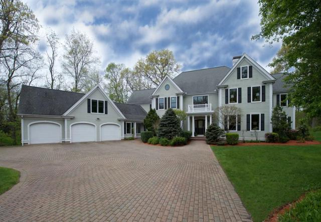 275 Dudley Rd, Newton, MA 02459 (MLS #72500892) :: Apple Country Team of Keller Williams Realty