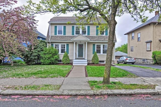 69 Russett Rd, Boston, MA 02132 (MLS #72501019) :: The Muncey Group