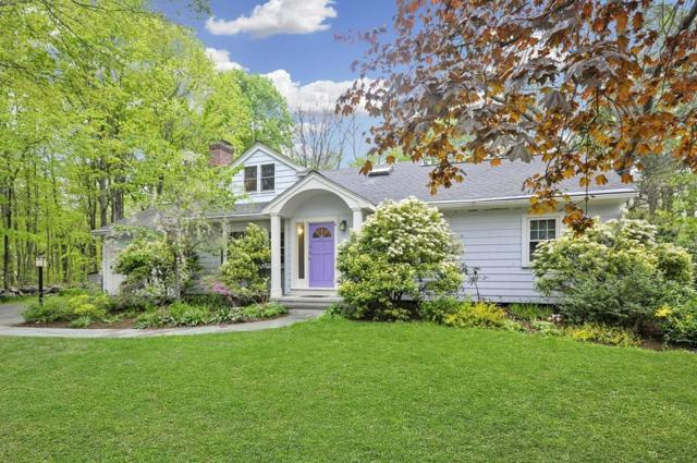 47 Coolidge Ave, Lexington, MA 02421 (MLS #72501035) :: Apple Country Team of Keller Williams Realty