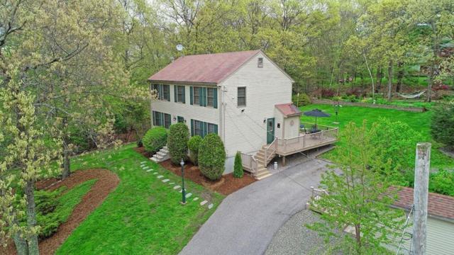 5 Harnden Rd, Foxboro, MA 02035 (MLS #72501067) :: Primary National Residential Brokerage