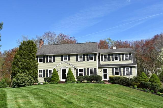 142 Longfellow Rd, Sudbury, MA 01776 (MLS #72501111) :: The Russell Realty Group