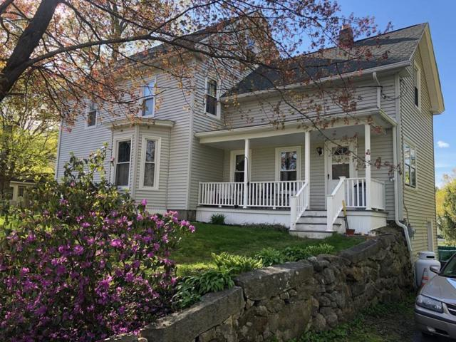 9 Highland Ave, Ashburnham, MA 01340 (MLS #72501167) :: Apple Country Team of Keller Williams Realty