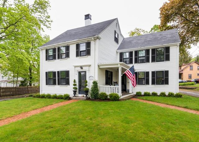 287 North St, Hingham, MA 02043 (MLS #72501171) :: Apple Country Team of Keller Williams Realty