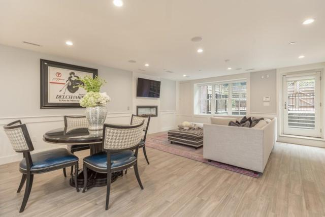 593 Tremont St #1, Boston, MA 02118 (MLS #72501182) :: The Muncey Group