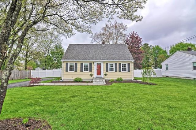 25 Esther Ave, North Attleboro, MA 02760 (MLS #72501209) :: Apple Country Team of Keller Williams Realty