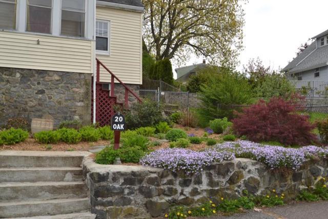 20 Oak Road, Medford, MA 02155 (MLS #72501221) :: EdVantage Home Group