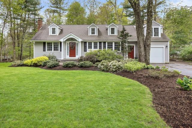230 Poquanticut Ave, Easton, MA 02356 (MLS #72501223) :: Apple Country Team of Keller Williams Realty