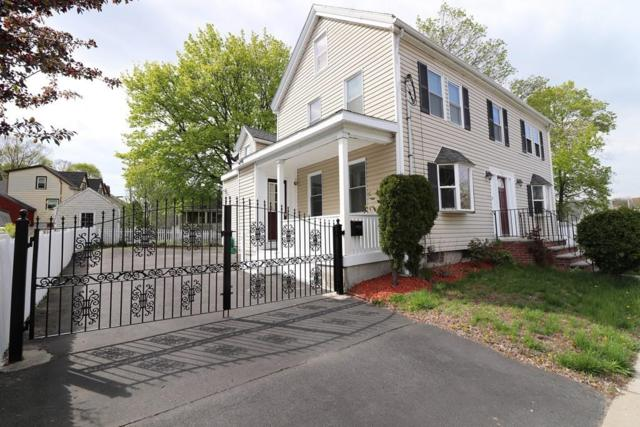 41 Lincoln Ave, Saugus, MA 01906 (MLS #72501230) :: Apple Country Team of Keller Williams Realty