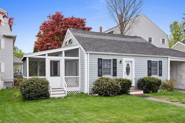 79 Dell Ave., Melrose, MA 02176 (MLS #72501251) :: EdVantage Home Group