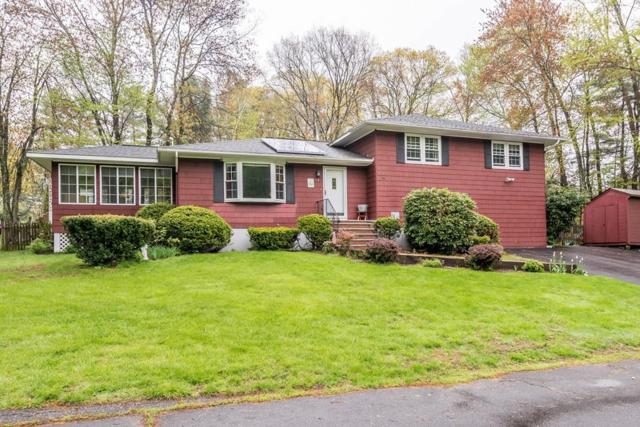 14 Crestshire Ln, Methuen, MA 01844 (MLS #72501261) :: Apple Country Team of Keller Williams Realty