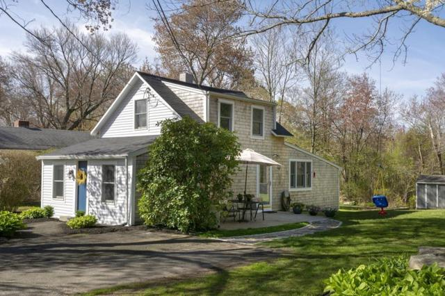 11 Park Ave, Scituate, MA 02066 (MLS #72501298) :: Apple Country Team of Keller Williams Realty