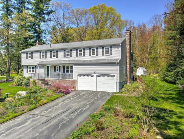 4 Hampton Ln, Andover, MA 01810 (MLS #72501315) :: Apple Country Team of Keller Williams Realty