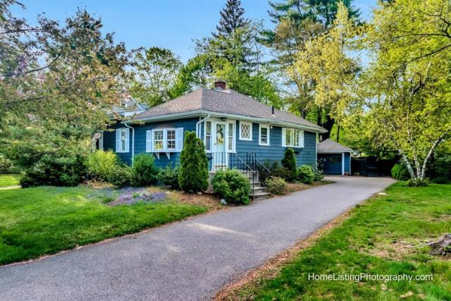 5 Stearns Rd, Wellesley, MA 02482 (MLS #72501358) :: Apple Country Team of Keller Williams Realty