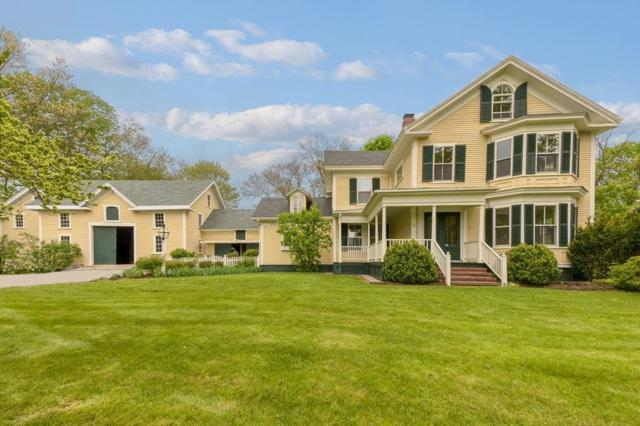 44 Barretts Mill Road, Concord, MA 01742 (MLS #72501393) :: Apple Country Team of Keller Williams Realty