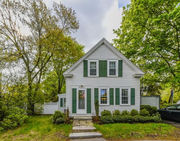 1851 Washington Street, Canton, MA 02021 (MLS #72501400) :: Apple Country Team of Keller Williams Realty