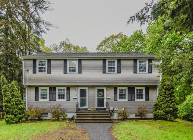 177 Rockland St #177, Canton, MA 02021 (MLS #72501468) :: Apple Country Team of Keller Williams Realty