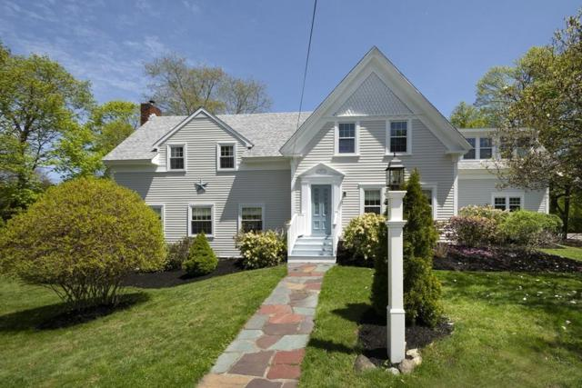 372 Country Way, Scituate, MA 02066 (MLS #72501492) :: Apple Country Team of Keller Williams Realty