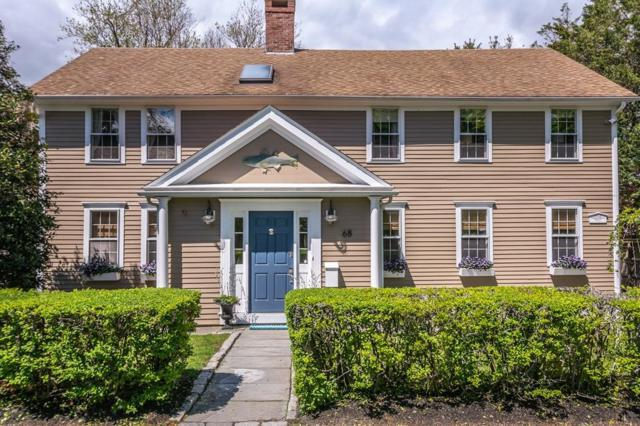 68 Summer Street, Cohasset, MA 02025 (MLS #72501499) :: Apple Country Team of Keller Williams Realty