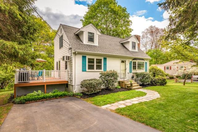 9 Nutter Road, North Reading, MA 01864 (MLS #72501511) :: EdVantage Home Group