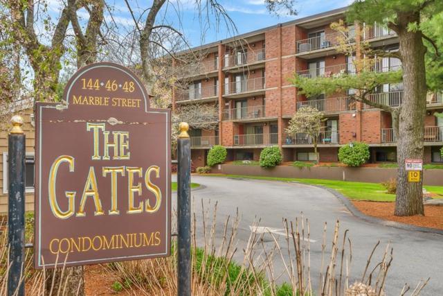 146 Marble St #307, Stoneham, MA 02180 (MLS #72501523) :: EdVantage Home Group