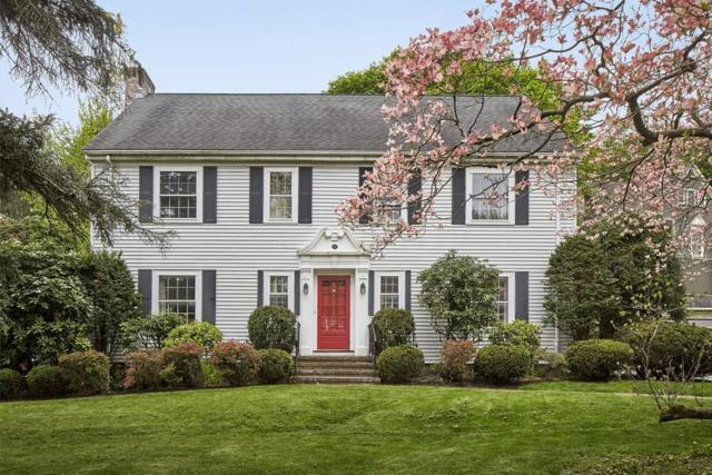 16 Clifton Street, Belmont, MA 02478 (MLS #72501548) :: Apple Country Team of Keller Williams Realty