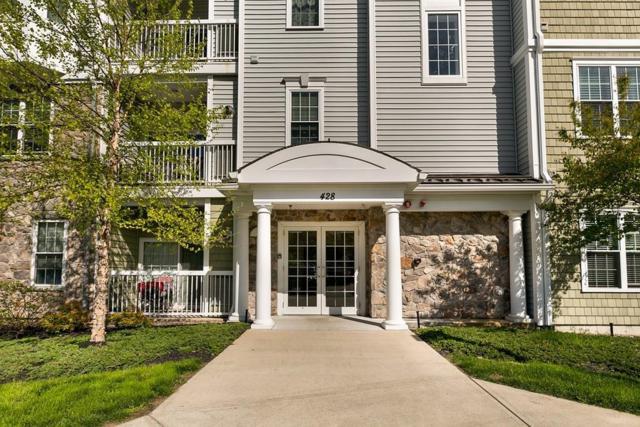 428 John Mahar Hwy #108, Braintree, MA 02184 (MLS #72501557) :: Primary National Residential Brokerage