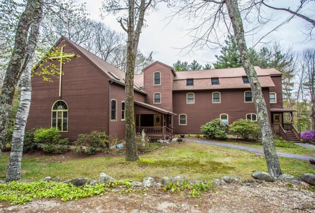 400 Temple Rd, New Ipswich, NH 03071 (MLS #72501621) :: Apple Country Team of Keller Williams Realty