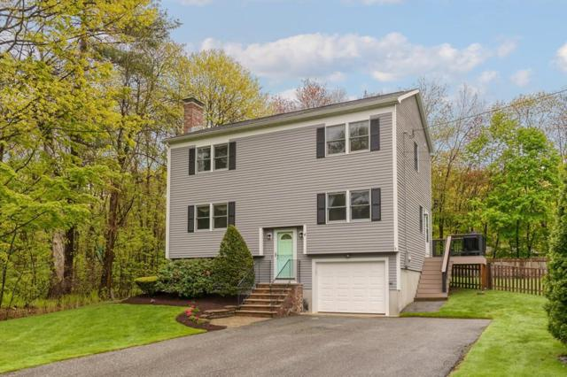 4 Earles Row, Wilmington, MA 01887 (MLS #72501692) :: Apple Country Team of Keller Williams Realty