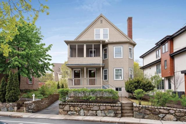 809-811 Heath St, Brookline, MA 02467 (MLS #72501715) :: Apple Country Team of Keller Williams Realty