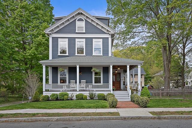 39 Youle St, Melrose, MA 02176 (MLS #72501788) :: EdVantage Home Group