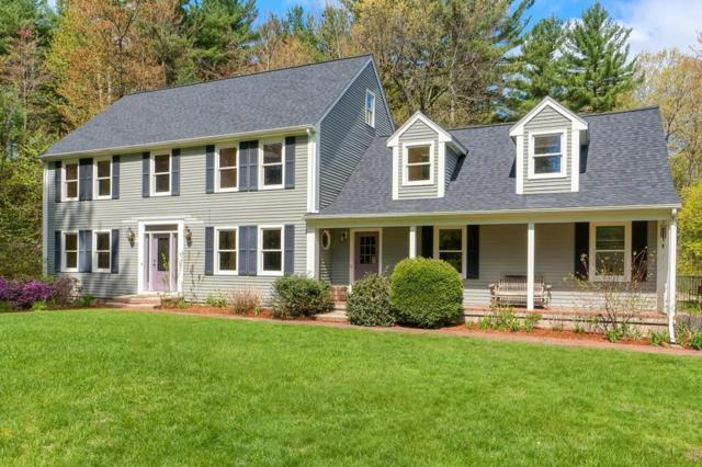 16 Richards Rd., Princeton, MA 01541 (MLS #72501828) :: Apple Country Team of Keller Williams Realty