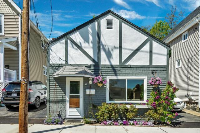 47 Pine Street #0, Malden, MA 02148 (MLS #72501838) :: Team Patti Brainard