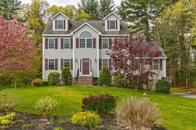 161 Allen Rd, Billerica, MA 01821 (MLS #72501850) :: EdVantage Home Group