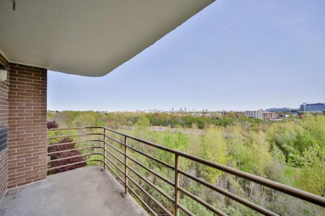 125 Coolidge Ave #610, Watertown, MA 02472 (MLS #72501940) :: Vanguard Realty