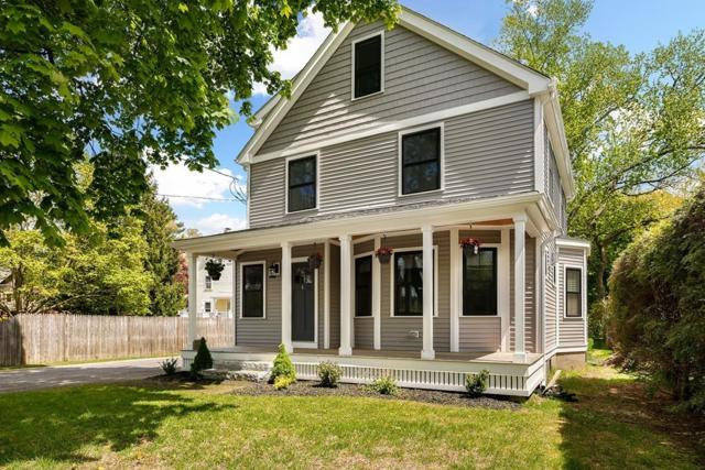 6 Marked Tree Rd, Needham, MA 02492 (MLS #72501944) :: Apple Country Team of Keller Williams Realty