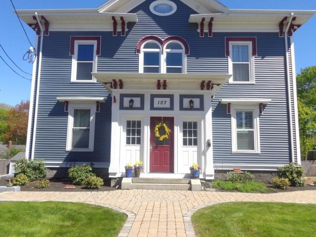 107 Highland Avenue #2, Salem, MA 01970 (MLS #72501946) :: EdVantage Home Group