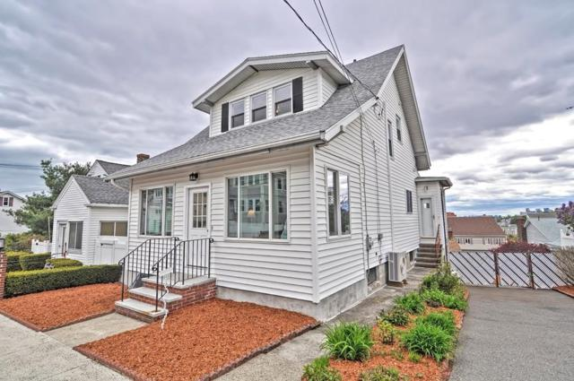 116 Suffolk Ave, Revere, MA 02151 (MLS #72502038) :: Exit Realty