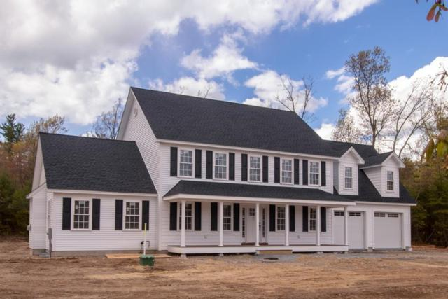 26 Danielle Ln Lot 7, Holden, MA 01522 (MLS #72502170) :: Apple Country Team of Keller Williams Realty