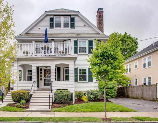 37 Grafton Street #37, Arlington, MA 02474 (MLS #72502193) :: Mission Realty Advisors