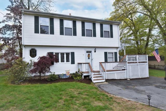 6 Sinclair Street, Billerica, MA 01821 (MLS #72502201) :: EdVantage Home Group